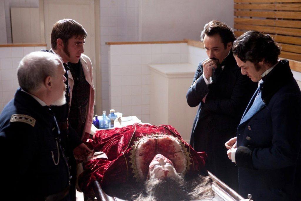The Raven 2012 Edgar Allan Poe John Cusack Luke Evans Murder
