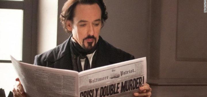 Raven John Cusack Edgar Allan Poe