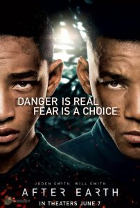 After Earth Poster Bomb Sucks