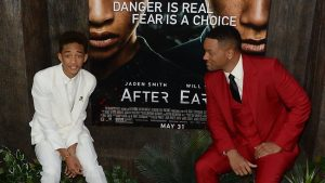 After Earth Premiere Jaden Will Smith