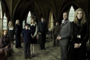 Dark Shadows 2012 Movie Cast