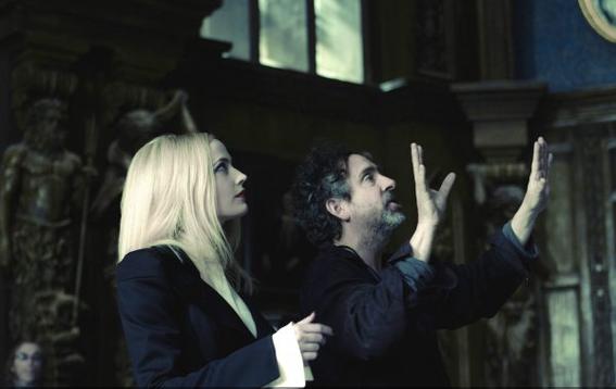 Dark Shadows Eva Green Tim Burton
