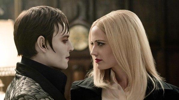 Dark Shadows Johnny Depp Eva Green