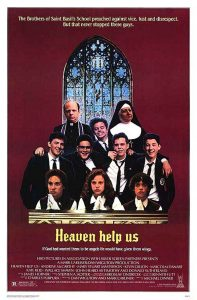 Heaven Help Us 1985 movie poster