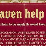Heaven Help Us 1985 poster logo