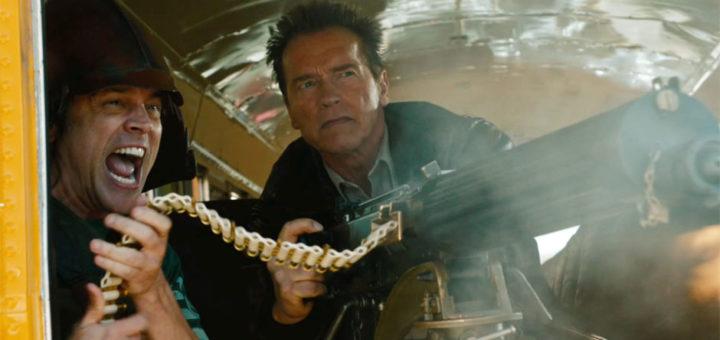 Last Stand Arnold Schwarzenegger