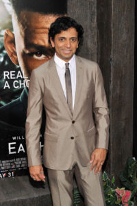 M Night Shyamalan After Earth Premiere