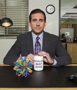 Steve Carell The Office