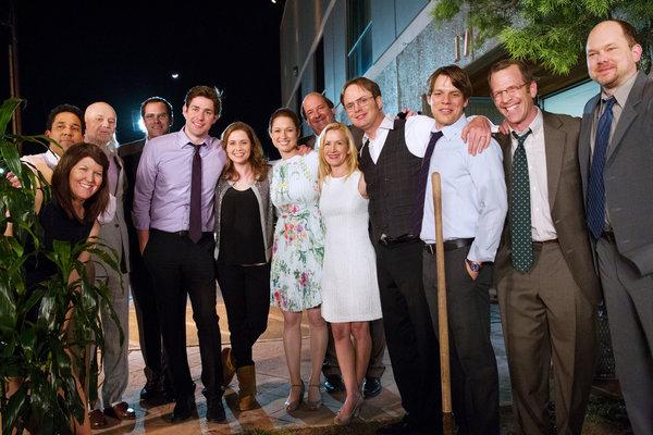 The Office Cast Finale TV Show