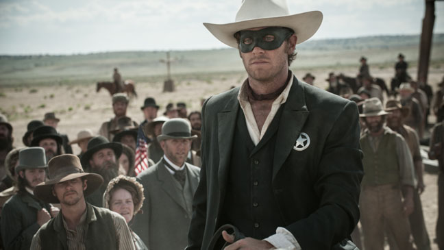 Armie Hammer The Lone Ranger