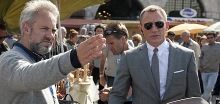 Sam Mendes Daniel Craig James Bond 24