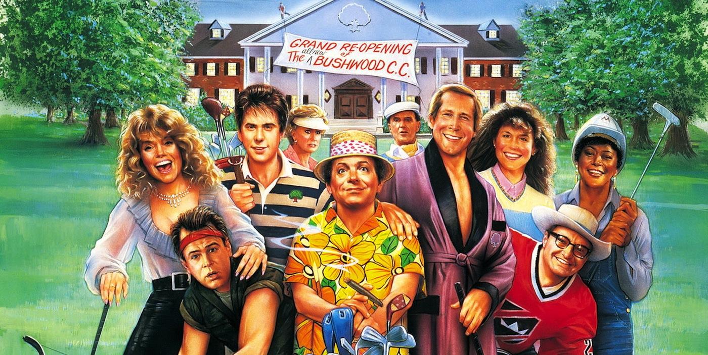 worst movie sequels ever Caddyshack 2