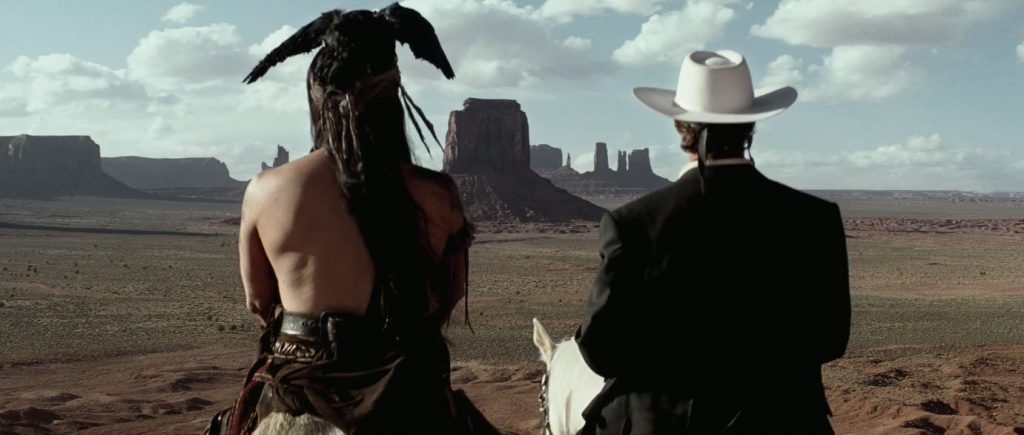 Disneys The Lone Ranger movie bomb flop disaster