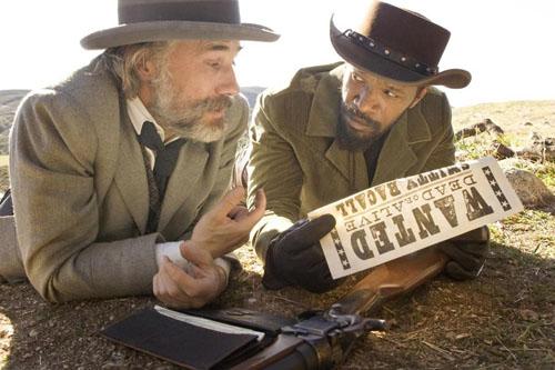 Django Unchained 2012 Christoph Waltz Jamie Foxx