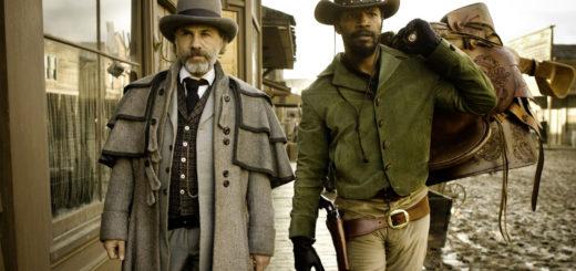 Django Unchained Tarantino western