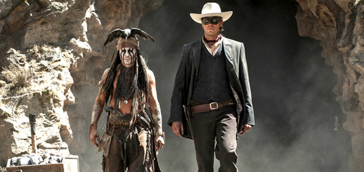 Lone Ranger box office disaster