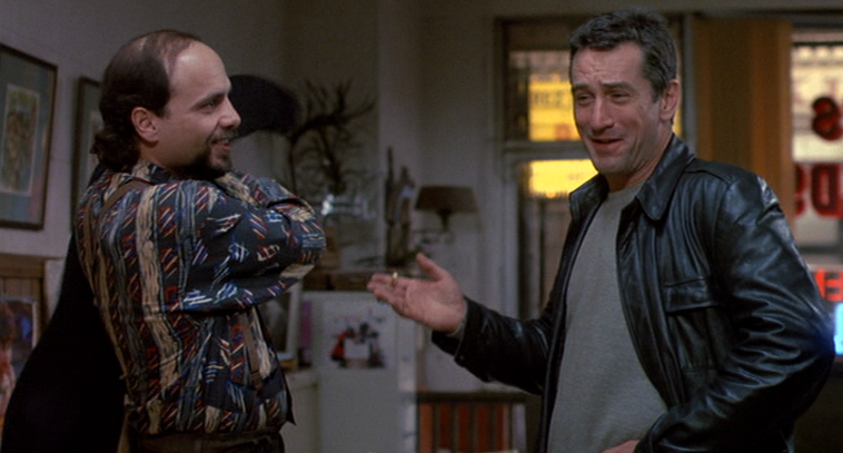 Midnight Run Joe Pantoliano Robert DeNiro Comedy movie