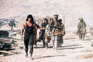 Rambo 3 Arghanistan Sylvester Stallone