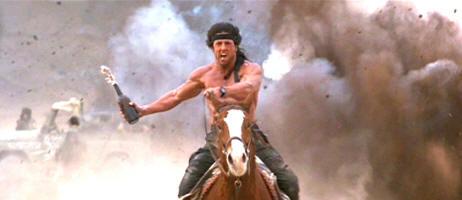 Rambo 3 Sylvester Stallone