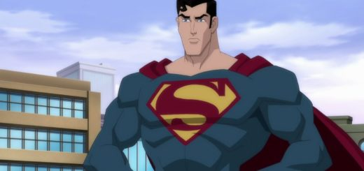 Superman Unbound animated movie