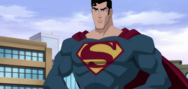 Superman Unbound animated movie