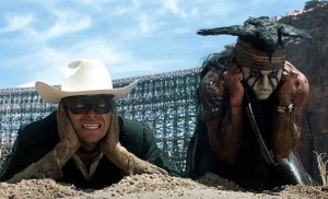 The Lone Ranger Armie Hammer Johnny Depp Disney Bomb