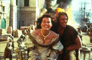 Cutthroat Island Davis Modine Pirate movie