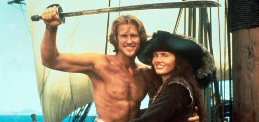 Cutthroat Island 1995 pirate movie