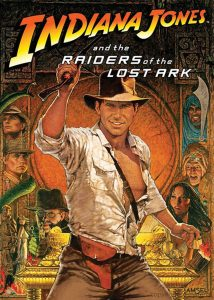 Indiana Jones Raiders of Lost Ark updated title