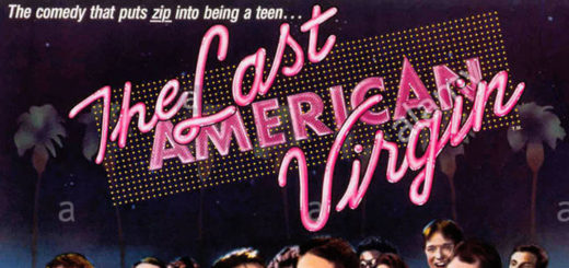 Last American Virgin 1982 movie poster logo
