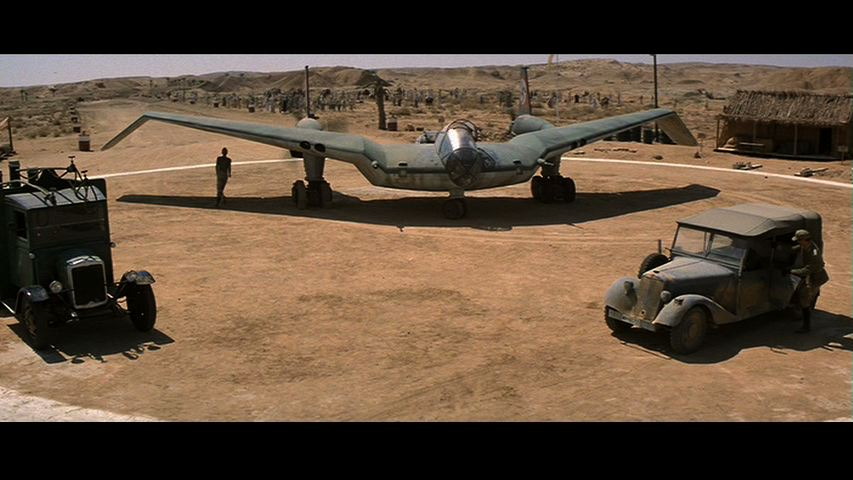 Raiders Lost Ark Flying Wing