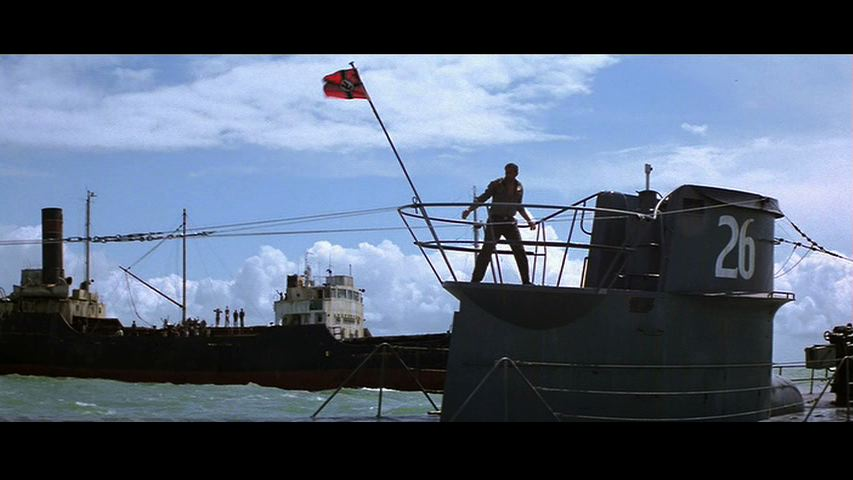 Raiders Lost Ark Indy On Submarine UBoat