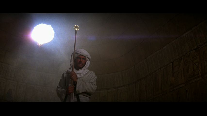 Raiders Lost Ark Staff of Ra