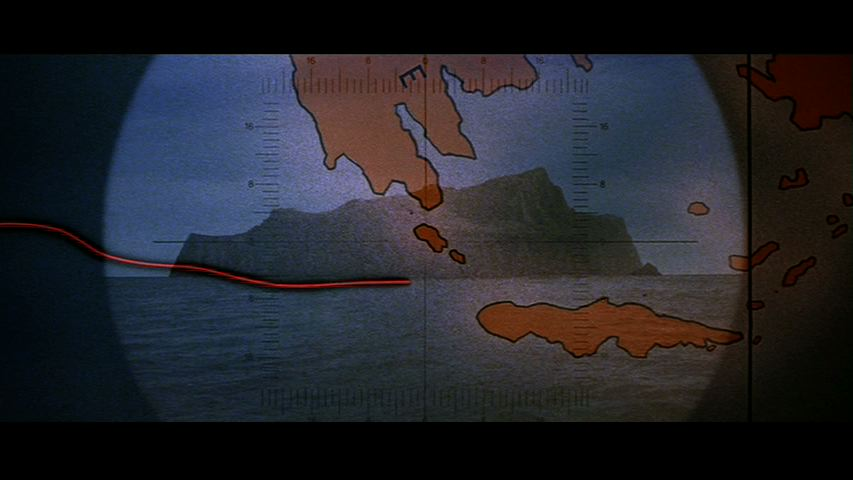 Raiders Lost Ark Submarine Journey Map