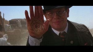 Raiders Lost Ark Villain Toht Burned Hand