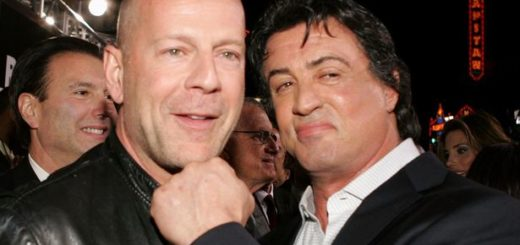 Expendables 3 Sylvester Stallone Bruce Willis