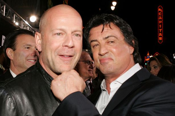 The Expendables 3 – Bruce Willis Out And Harrison Ford Is In