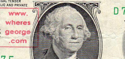 Wheres George dollar bill hobby