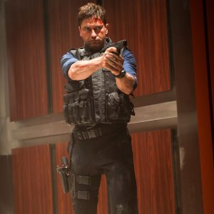 Gerard Butler Olympus Has Fallen 2013 action movie