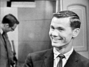 Johnny Carson young television