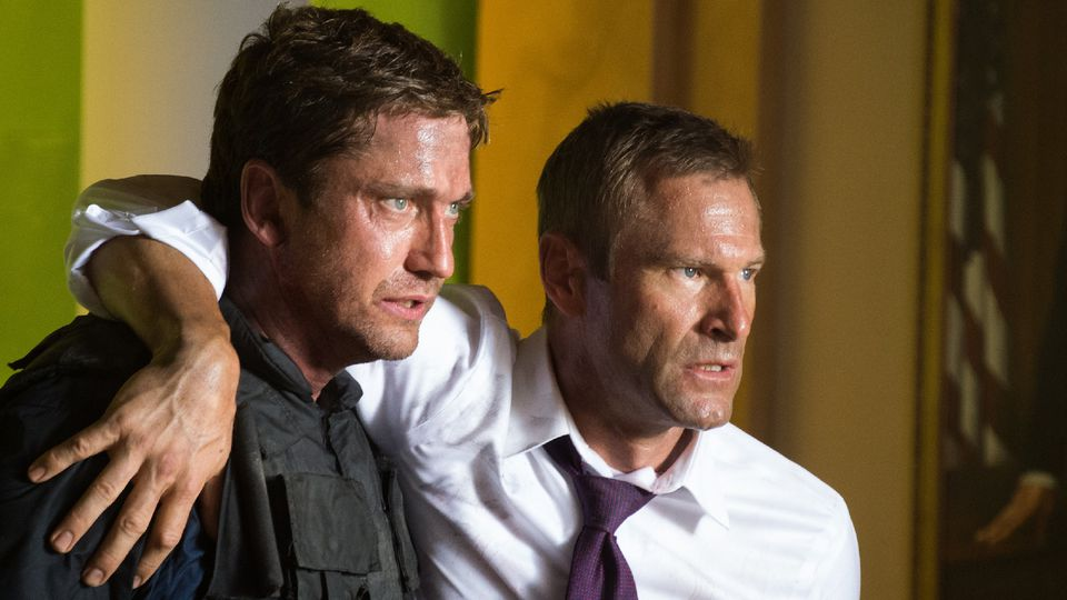 Olympus Has Fallen action movie