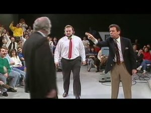 The Morton Downey Jr Show trash TV