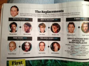 Entertainment Weekly bad reporting