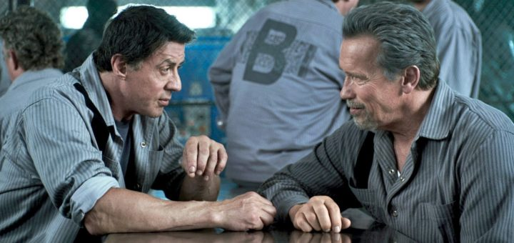 Escape Plan prison movie Stallone Schwarzenegger