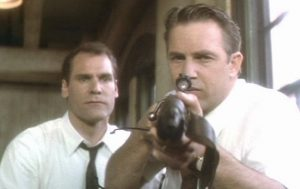 JFK 1991 assassination conspiracy movie Kevin Costner