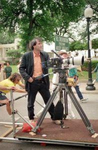 JFK 1991 filming behind scenes Oliver Stone