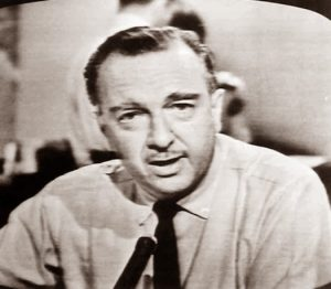 JFK Assassination Walter Cronkite news broadcast
