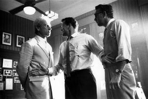 JFK 1991 Tommy Lee Jones Michael Rooker Kevin Costner