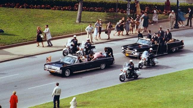JFK movie assassination recreation