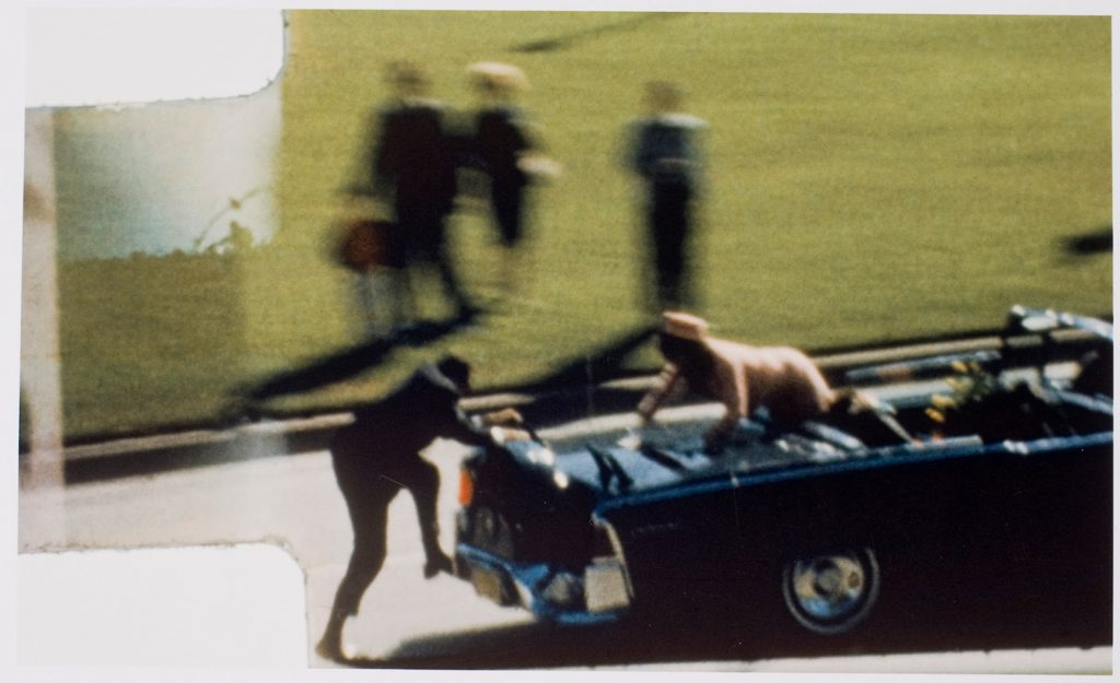 JFK Kennedy Assassination Zapruder Film